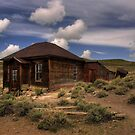 old house in Bodie by dagmar luhring