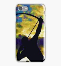 Long Bow Archery iPhone Case/Skin