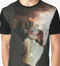 Think the city Graphic T-Shirt