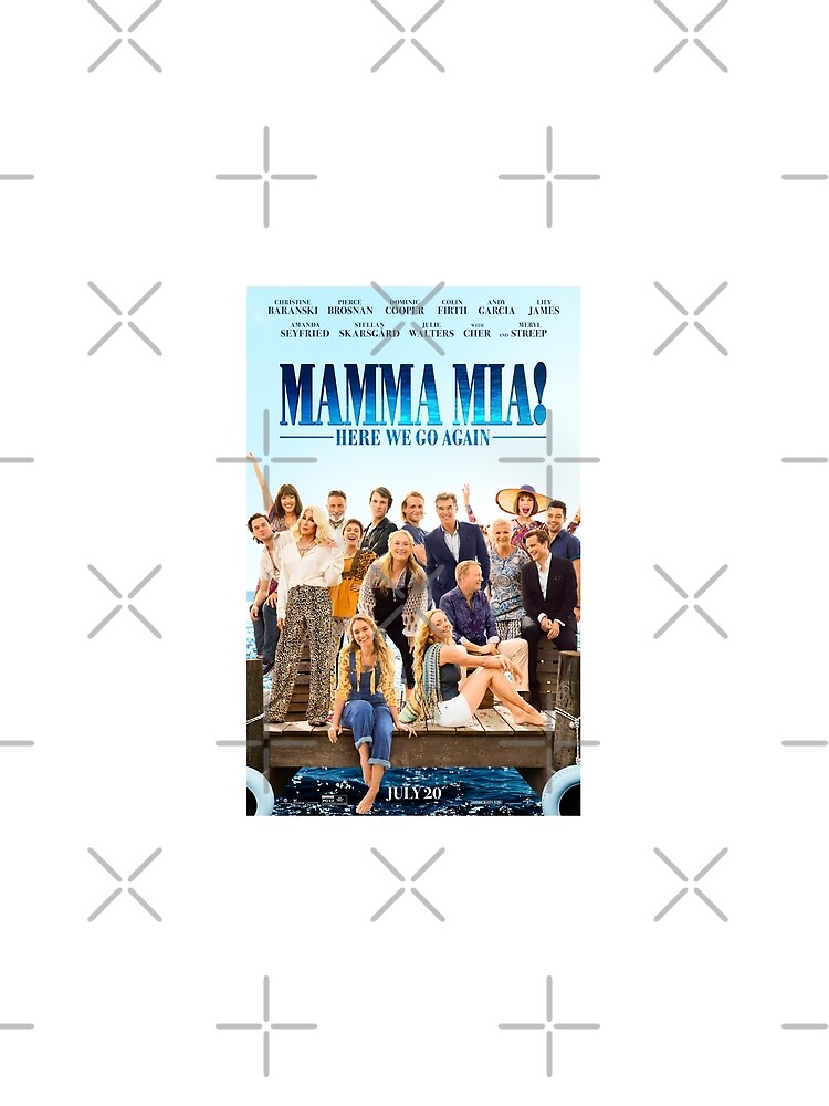 Mamma Mia - ¡Aquí vamos otra vez! de ShipsinParadise