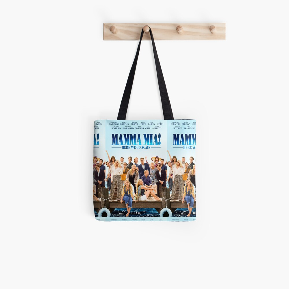 Mamma Mia - ¡Aquí vamos otra vez! Bolsa de tela
