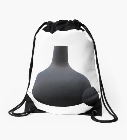 Vase. II Drawstring Bag
