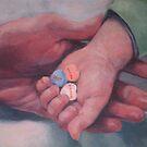 Unconditional Love by Amanda Burns-Elhassouni