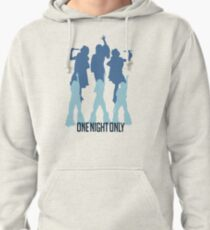 Donna and the Dynamos, for one night only! Pullover Hoodie