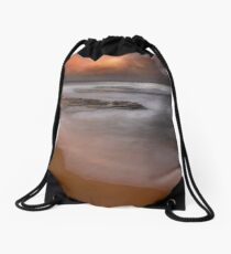 Turimetta Bronze 2 - Cropped Drawstring Bag