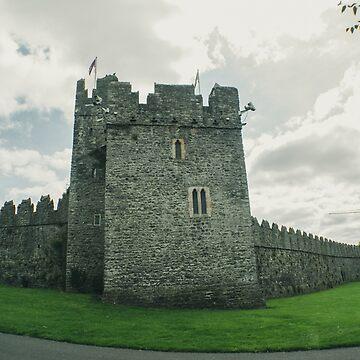 Castle by babibuba