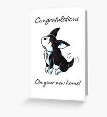 Boston Housewarming Greeting Card