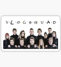 vlog squad Sticker
