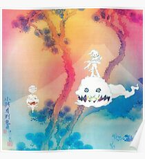 KIDS SEE GHOSTS - KSG Poster