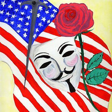 V  the Vendetta against America by AnneG