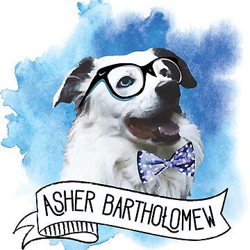 Asher Bartholomew by meghanmarie