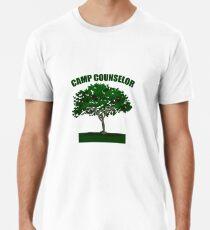 Camp Counselor Men's Premium T-Shirt