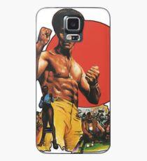 Afro Karate Case/Skin for Samsung Galaxy