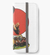 Afro Karate iPhone Wallet/Case/Skin