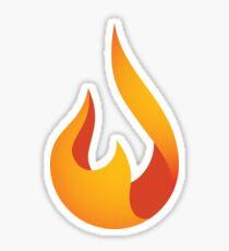 Illumyne Flame Sticker