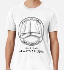 Barefoot Hippie Men's Premium T-Shirt