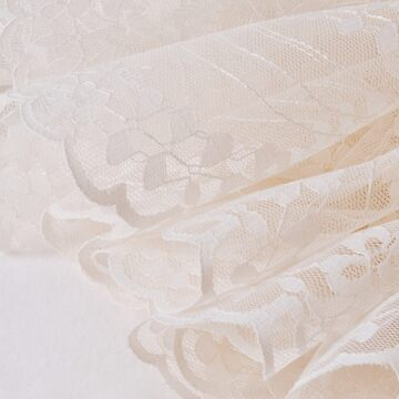 Scalloped Lace  by SandraFoster