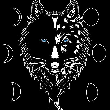 Wolf Moon Light by Jake1515