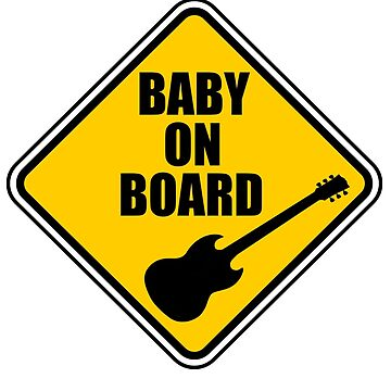 SG Baby On Board! by Joby-F-Randrup