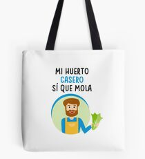 My vegetable garden Tote Bag