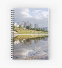 urban reflections Spiral Notebook
