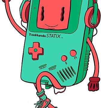 Statix Boy by tenhundred