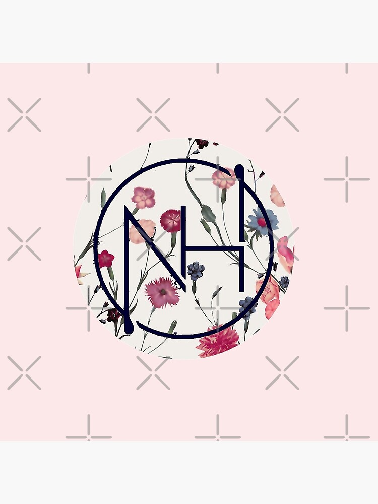 Niall Blumenlogo von abries
