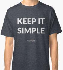Keep It Simple Apparel Classic T-Shirt