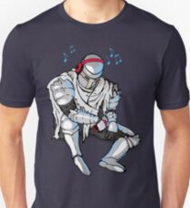 Heide Knight Beats Unisex T-Shirt