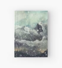 Snowstorm Hardcover Journal