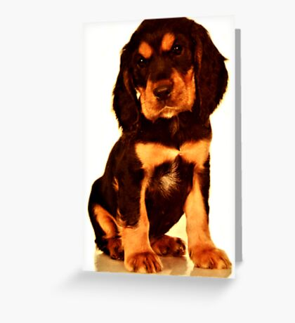 Brown one Greeting Card