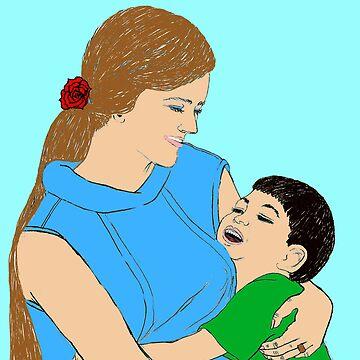 My Precious Son  by shieldsna53