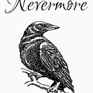 "Edgar Allen Poe - The Raven ""Nevermore"" by GhostlyWorld"