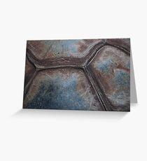 Armour Greeting Card