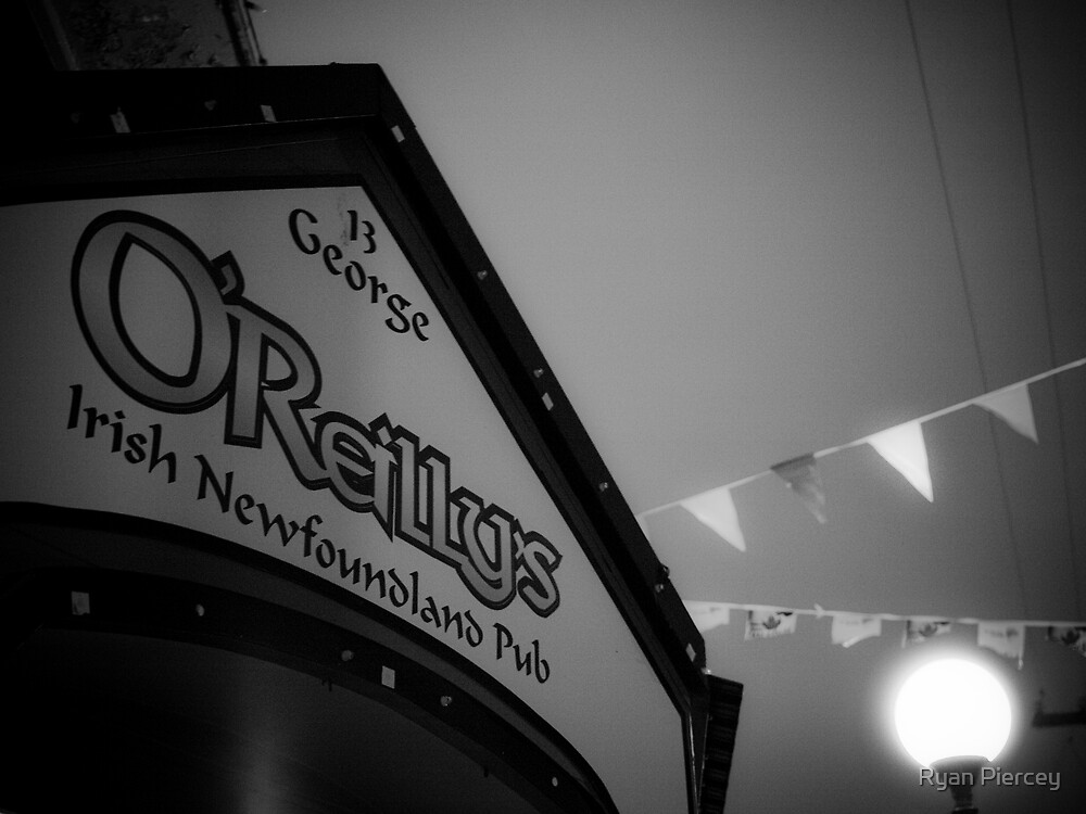 O'Reilly's by Ryan Piercey
