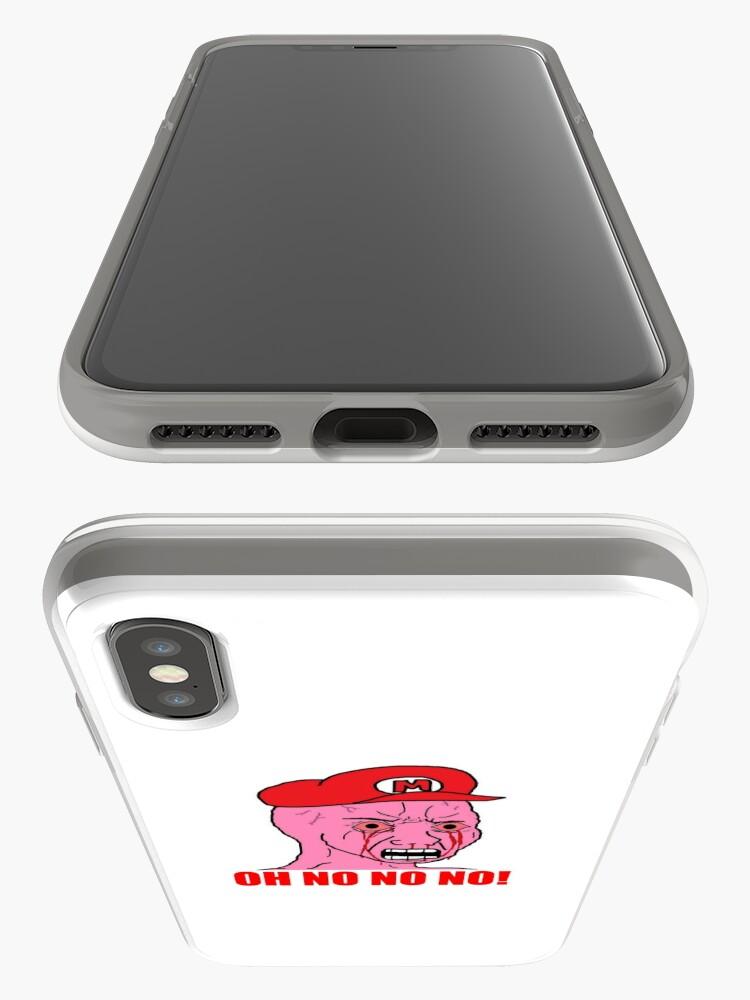 Alternative Ansicht von Mario Wojak iPhone-Hüllen & Cover