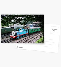 Thomas Leaves the Station  Postcards
