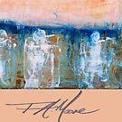Three Princes. FA Moore Signature design, in Peach by F.A. Moore