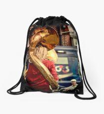hi-fi Drawstring Bag