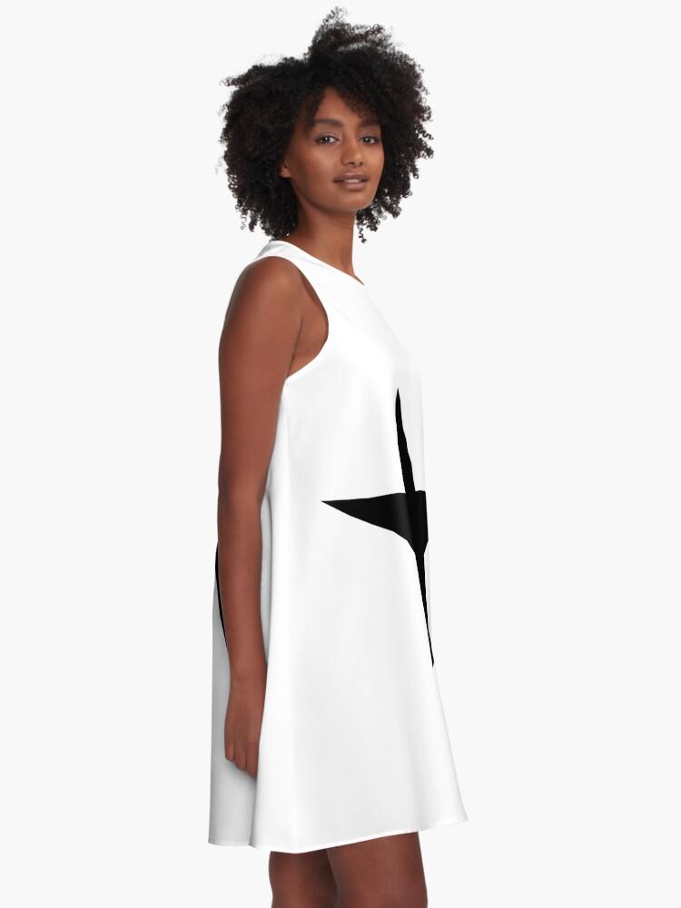 Alternate view of Blackstar A-Line Dress