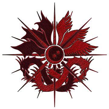 CASTLEVANIA DEVIL FORGEMASTER CREST by STVs