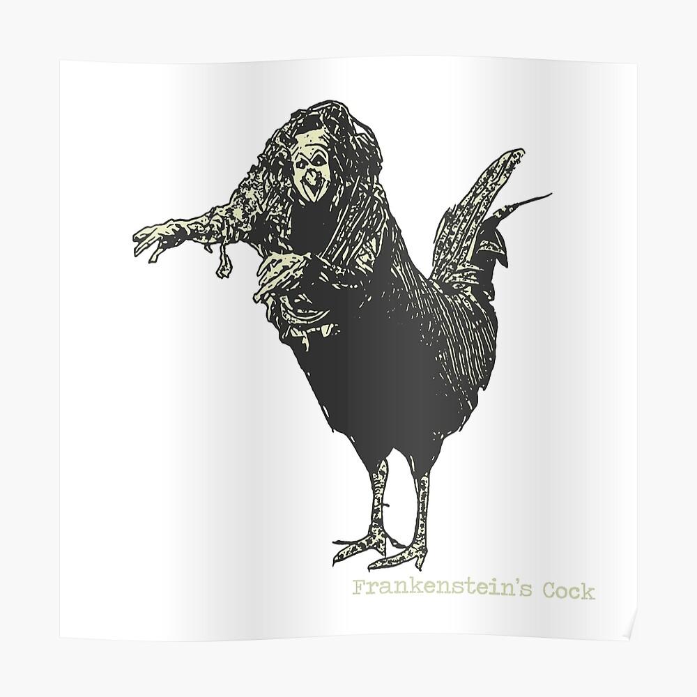 Frankensteins Schwanz Poster