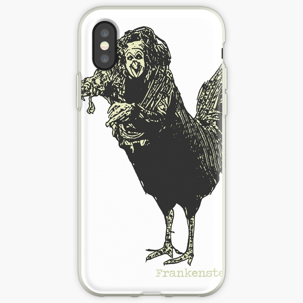 Frankensteins Schwanz iPhone-Hülle & Cover