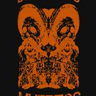 Dia De Los Muertos (Day Of The Dead) by PETRIPRINTS