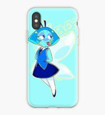 Aquamarine Bleh - Steven Universe. iPhone Case