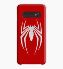 White Spider Case/Skin for Samsung Galaxy
