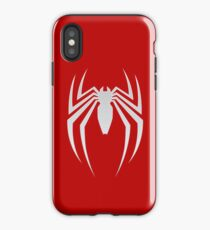 Weiße Spinne iPhone-Hülle & Cover