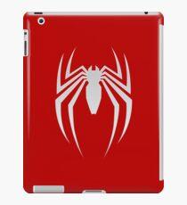 White Spider iPad Case/Skin