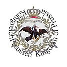 Kingdom of Prussia Flag by edsimoneit