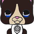 Kitty Misha Collins by Little  Pop Workshop